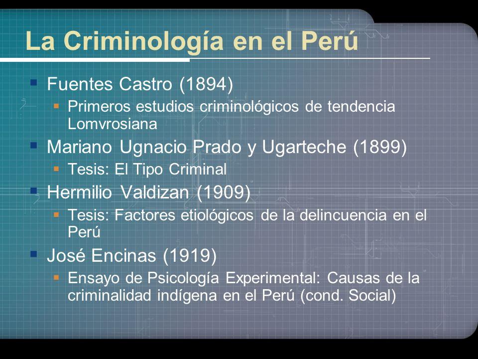Según Korn (1971), se pueden dar cinco tipos de comportamiento del criminólogo: El observador, que describe las cosas tal como son o como él las encue
