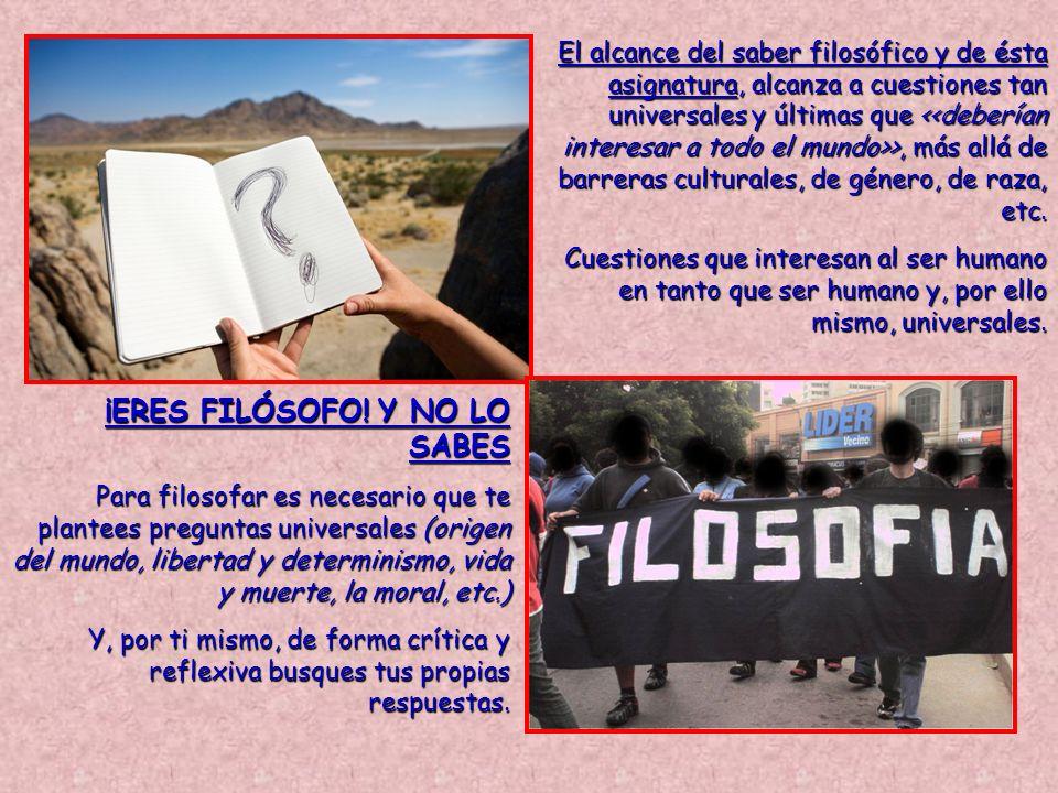 3.QUÉ ES FILOSOFÍA 3.2.Disciplinas ¿Qué estudia.