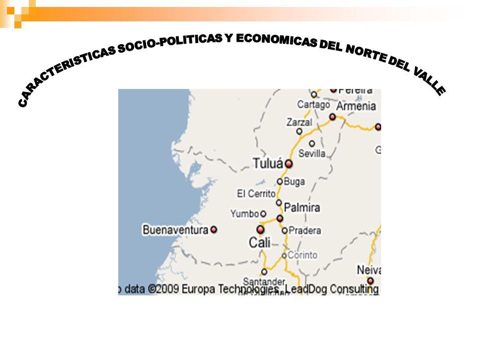 ATRACTIVOS NATURALES DEL NORTE DEL VALLE BUENAVENTURA : Ciudad puerto fundado el 14 de julio de 1540, localizado en la bahía de Málaga, puerto pesquero, maderero y comercial, más del 70% del comercio exterior del país circula por Buenaventura.