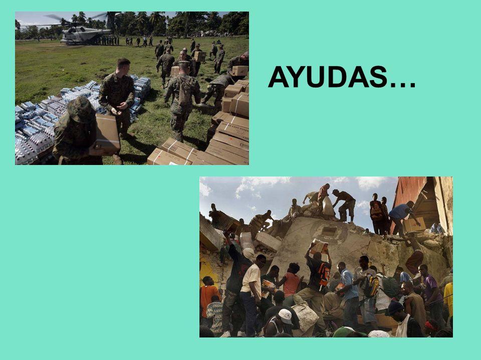 AYUDAS…