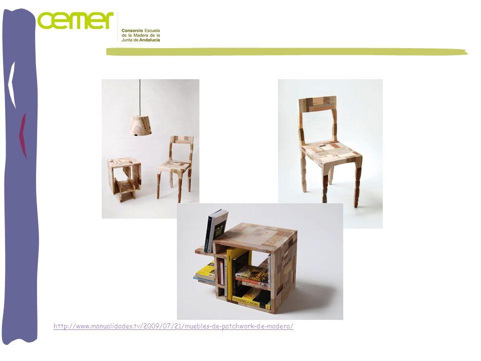http://www.manualidades.tv/2009/07/21/muebles-de-patchwork-de-madera/