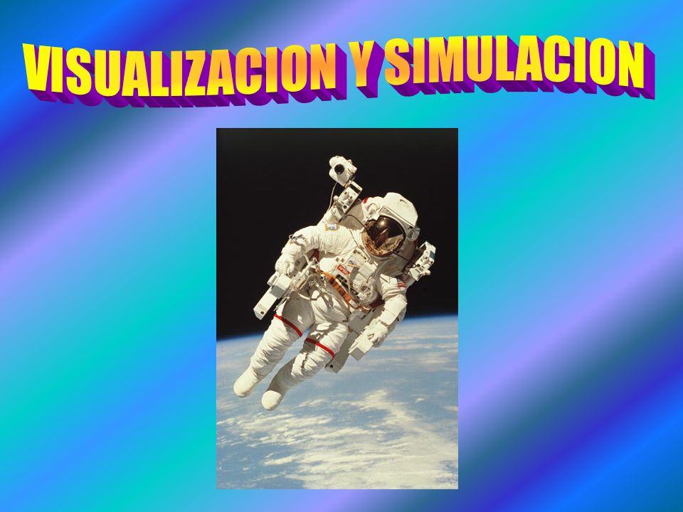 FÍSICAS: Un objeto físico se presenta en el escenario de la simulación.Permite interactuar con el, como lo haría con el objeto real.