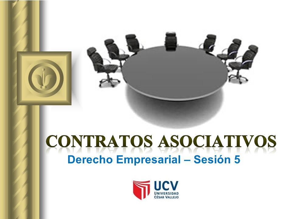 Derecho Empresarial – Sesión 5