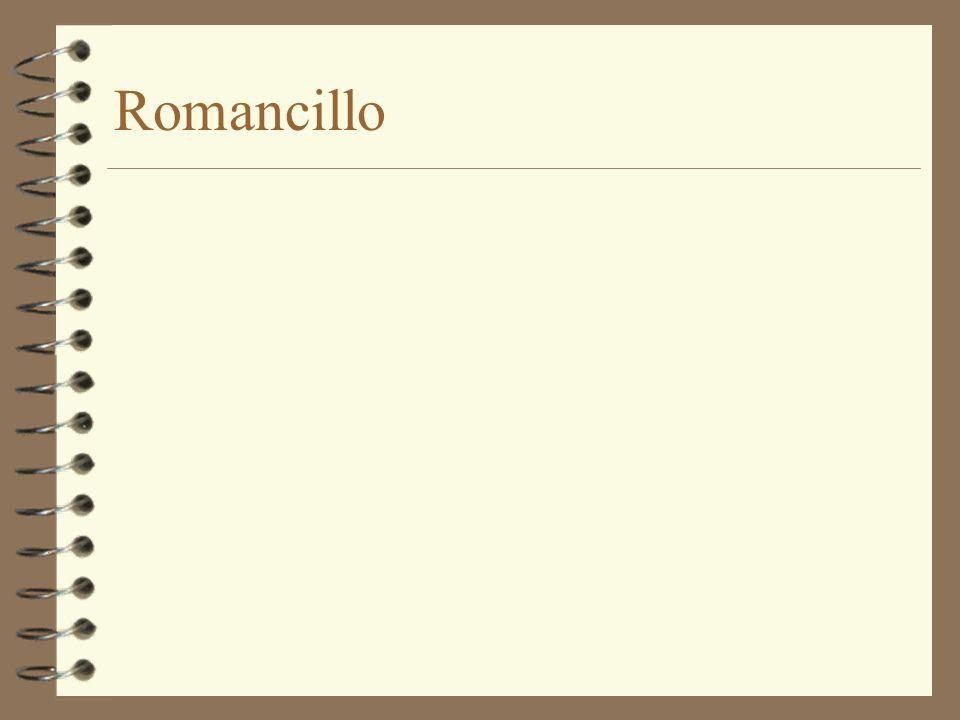 Romance heroico