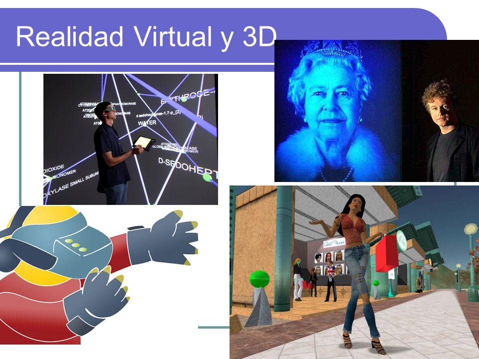 Realidad Virtual y 3D