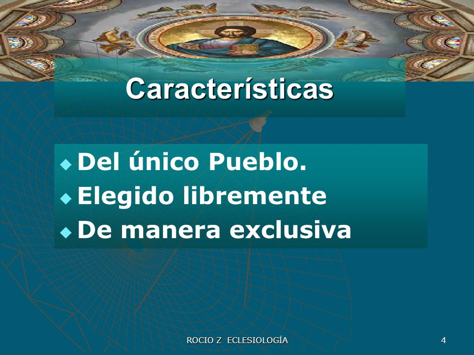 ROCIO Z ECLESIOLOGÍA 15 LIMITACIONES P.Congar, es rica pero insuficiente.