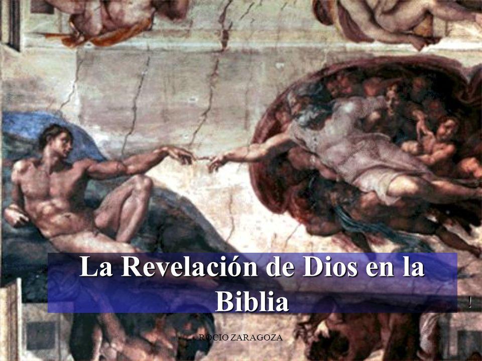 6 La Revelación de Dios en la Biblia !