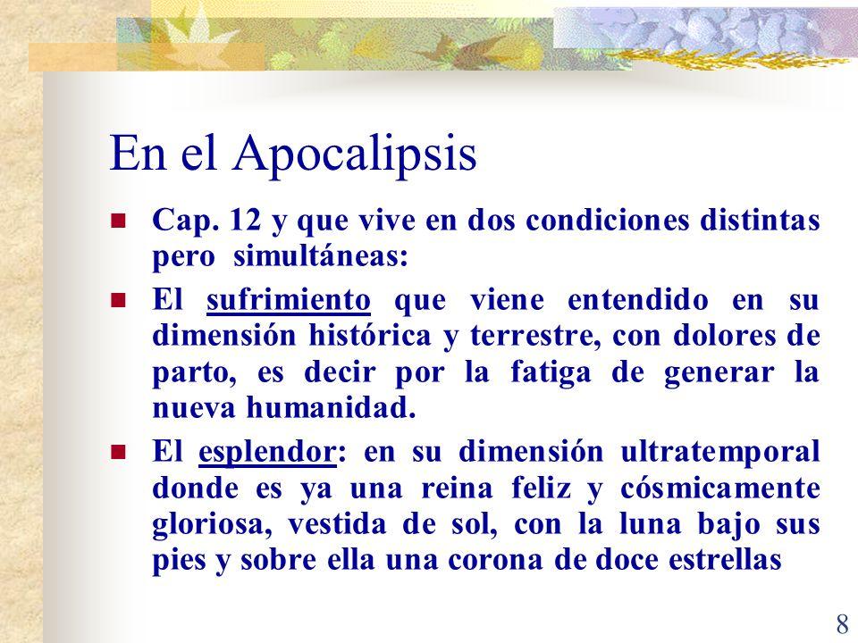 8 En el Apocalipsis Cap.