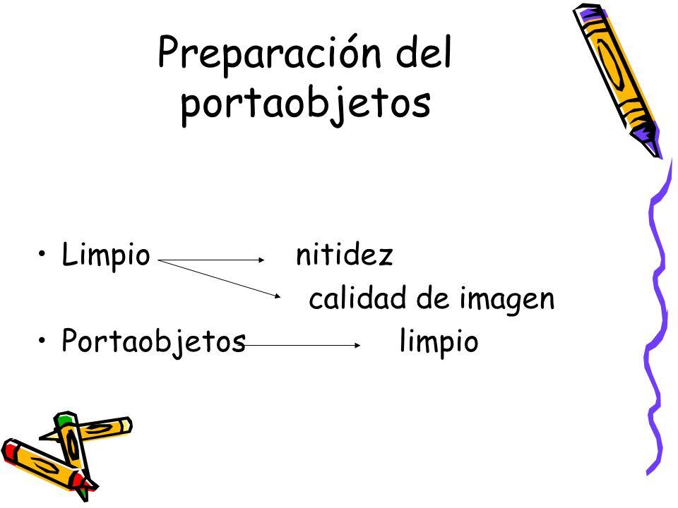 Películas Adecuadas al tipo de cámara Adecuadas al tipo de luz del microscopio (habitualmente de 3200-3500ºK, tª color de la lámpara del microscopio) Tiempo de exposición