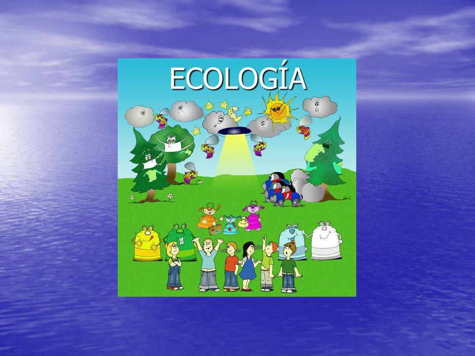 Definición La ecología se ocupa del estudio científico de las interrelaciones entre los organismos y sus ambientes Las relaciones entre los organismos y sus ambientes no son sino el resultado de la selección natural, de lo cual se desprende que todos los fenómenos ecológicos tienen una explicación evolutiva.