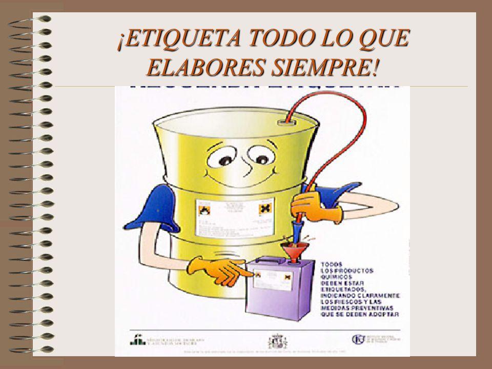 Ejemplos de pictogramas de seguridad de productos Químicos Ejemplos de pictogramas de seguridad de productos Químicos: