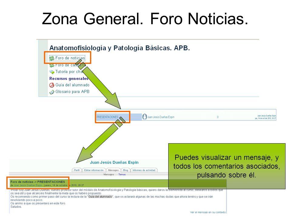 Zona General.Foro Noticias.