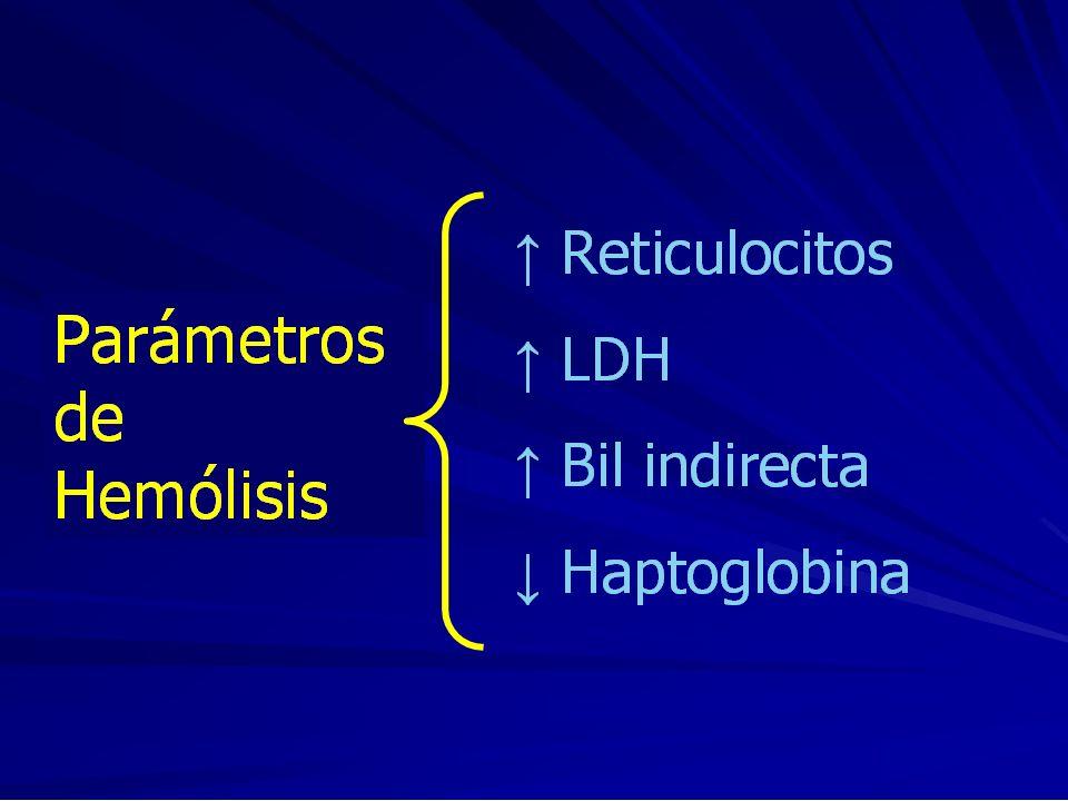 α TALASEMIA Hemoglobinopatía H presenta una expresividad clínica superponible a la betatalasemia intermedia con signos de hemólisis crónica y esplenomegalia Su presencia se ha observado también asociada a retraso mental o de forma adquirida en el curso de mielodisplasias y leucemias