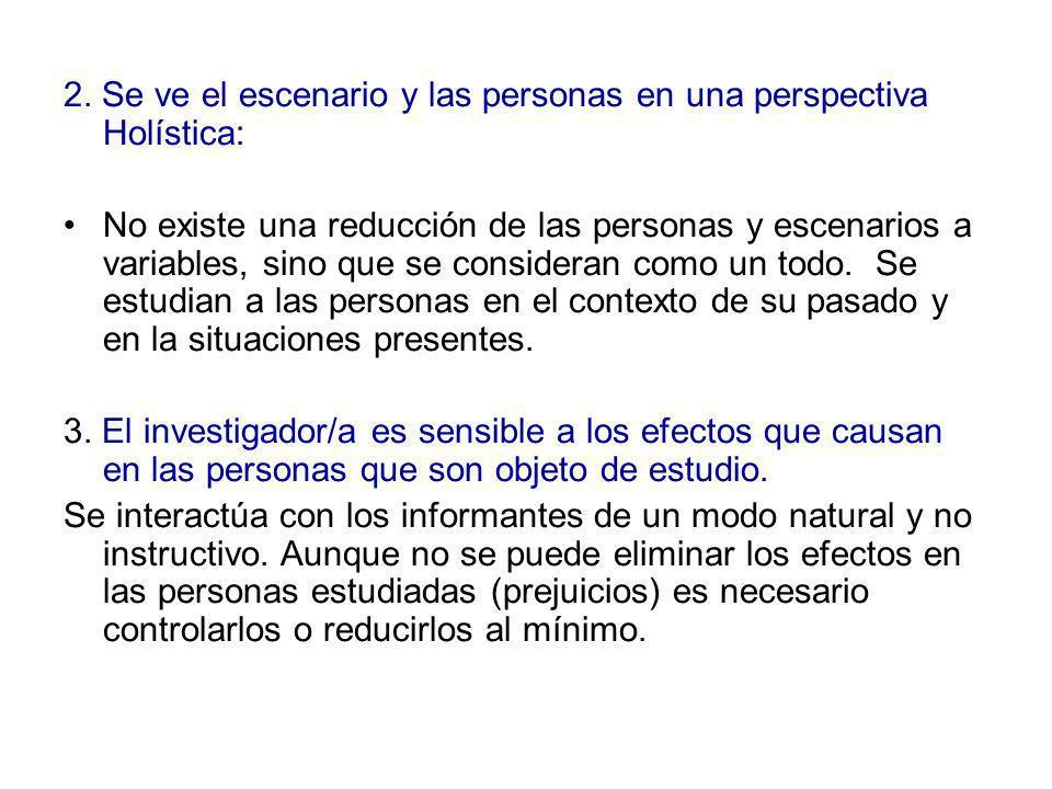 4.Se trata de comprender a las personas dentro del marco de referencia de ellas mismas.
