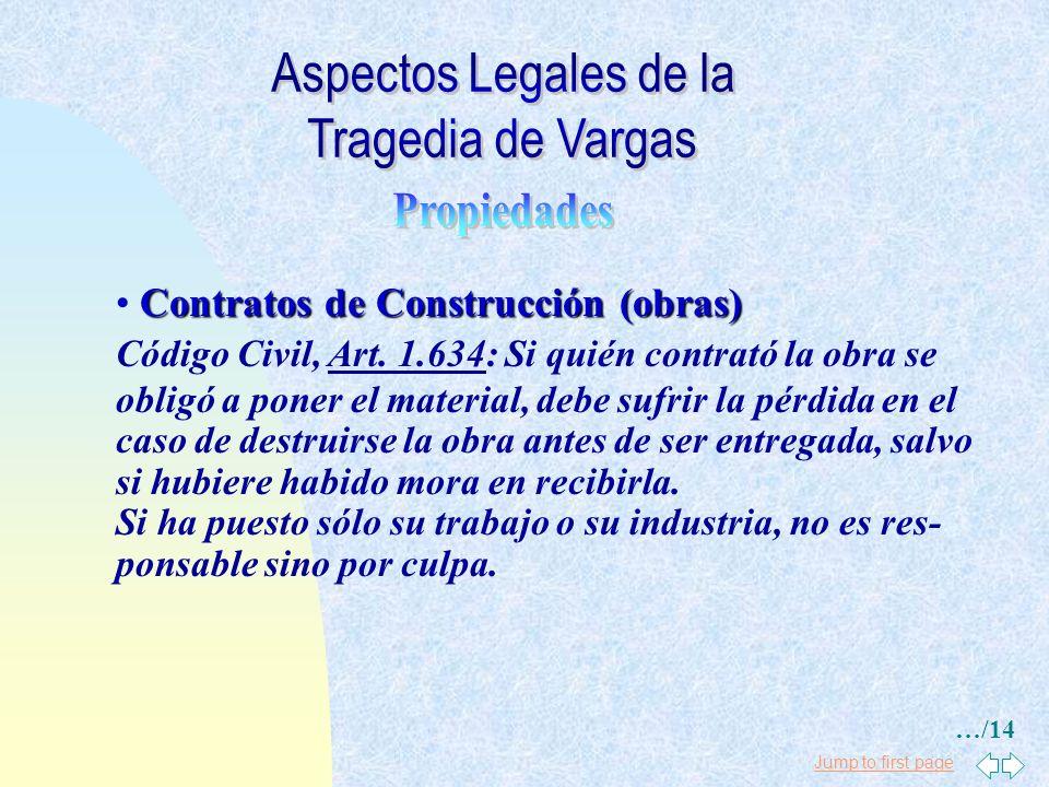 Jump to first page Compra Ventas Código Civil, Art. 1.487: La tradición se verifica poniendo la cosa vendida en posesión del comprador. Código Civil,