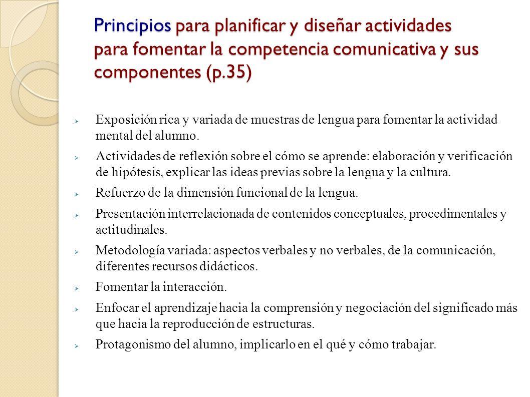¿Qué dicen las Orientaciones Pedagógicas del MEN? Para empezar, en la introducción general, pág. 34 se pone de manifiesto la importancia de contextual