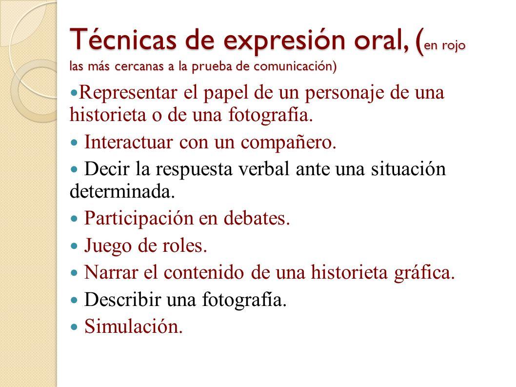 La interacción o expresión oral. Orientaciones, p. 37 Equilibrio entre la comunicación didáctica y la comunicación natural. Posibles tipos de discurso