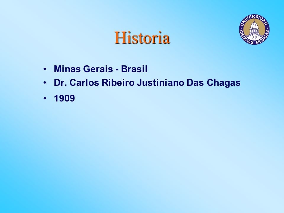 Historia Minas Gerais - Brasil Dr. Carlos Ribeiro Justiniano Das Chagas 1909