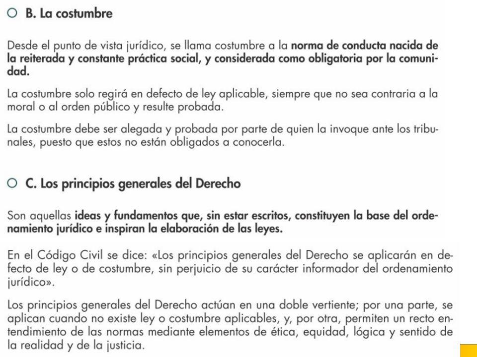 El Estado de Derecho 18 01 El poder legislativo «1.