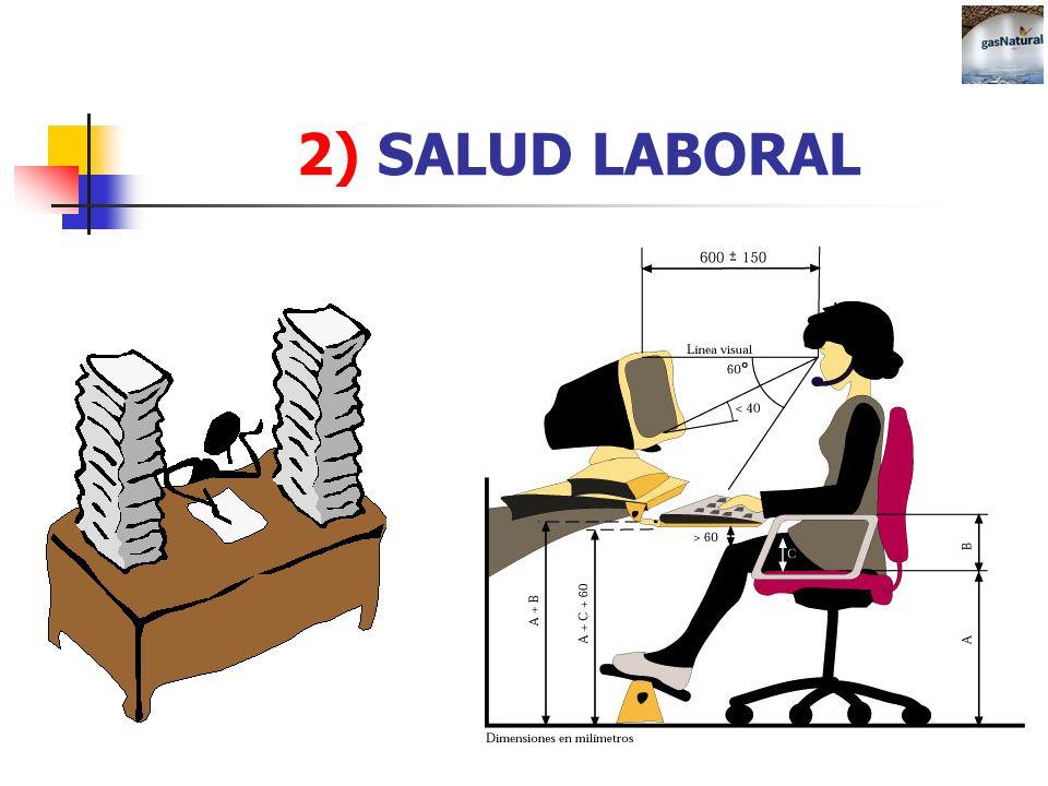2) SALUD LABORAL