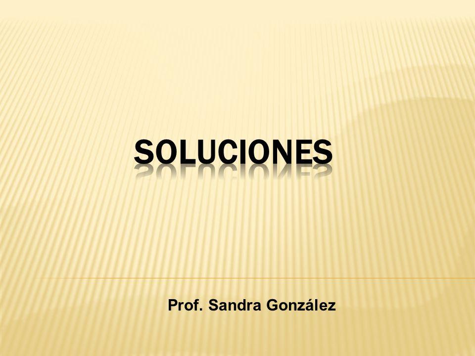 Prof. Sandra González