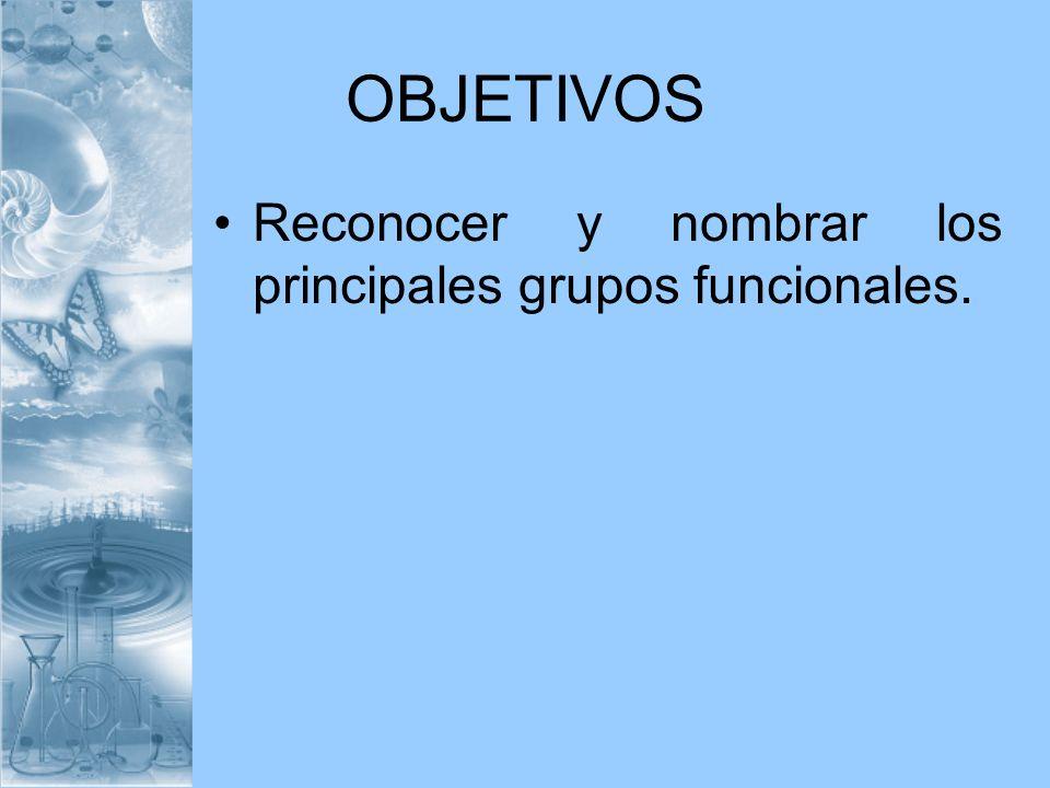 Alcoholes Son compuestos orgánicos que contienen uno o más grupos hidroxilos (-OH) unidos directamente a átomos de carbono.