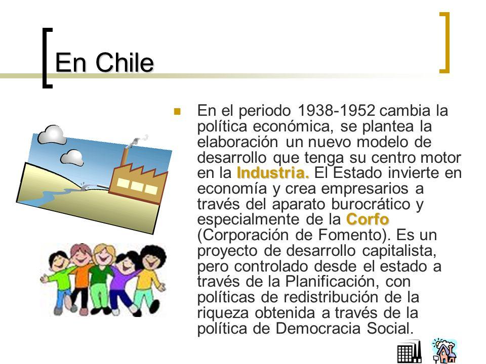 En Chile Industria.