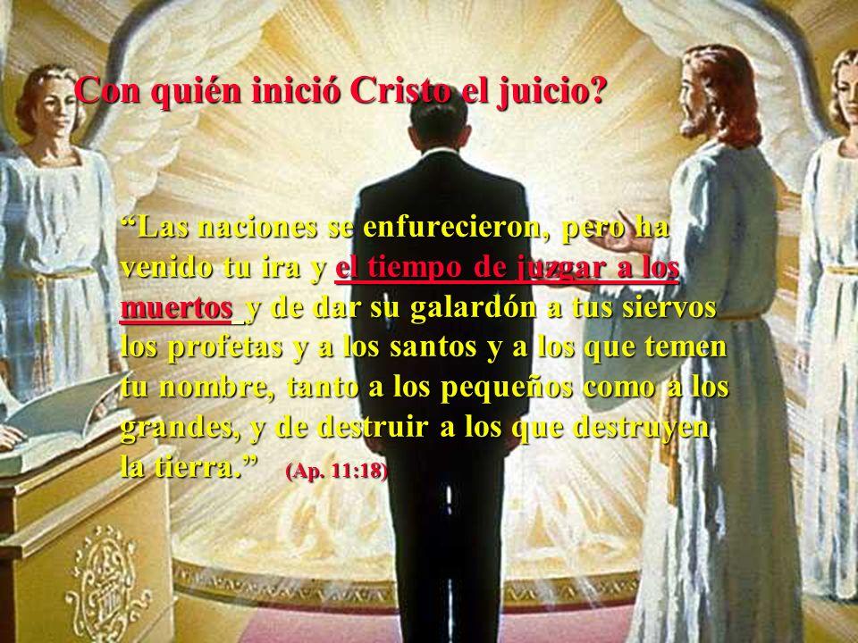1844: Este es el año en que Cristo comienza su obra del JUICIO!!1844: Este es el año en que Cristo comienza su obra del JUICIO!!