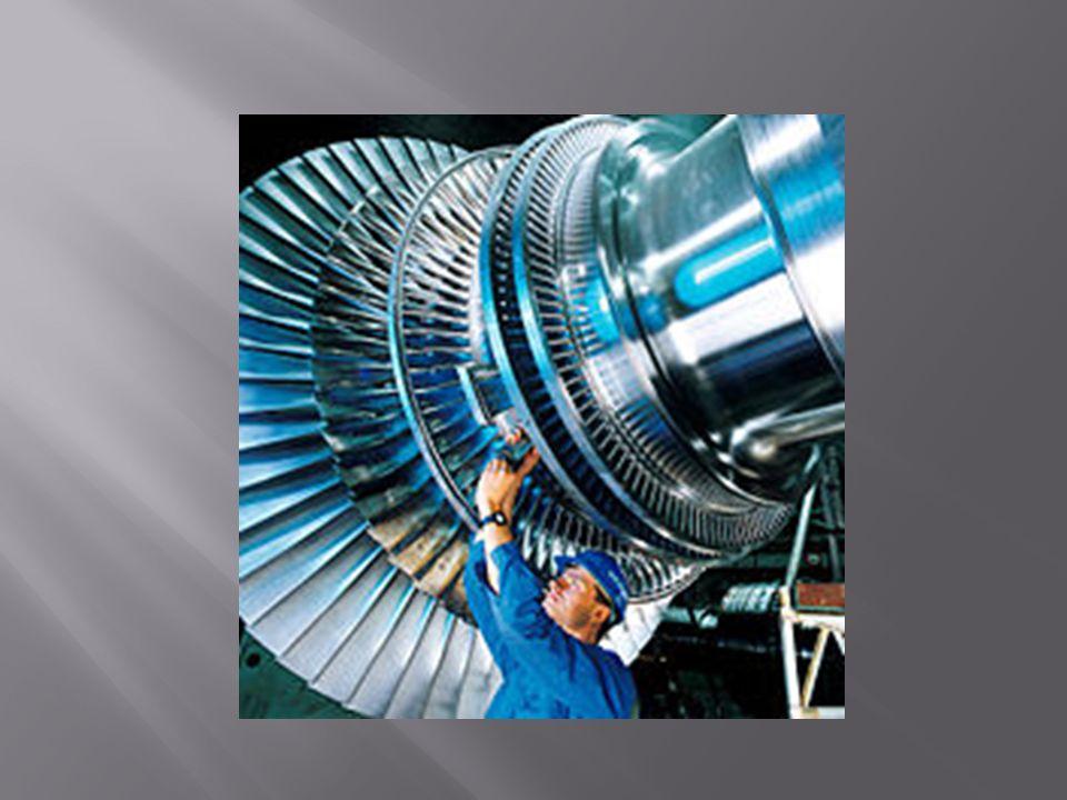 Una turbina de gas, es una turbo máquina motora, cuyo fluido de trabajo es un gas.