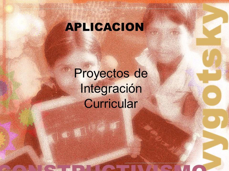 APLICACION Proyectos de Integración Curricular