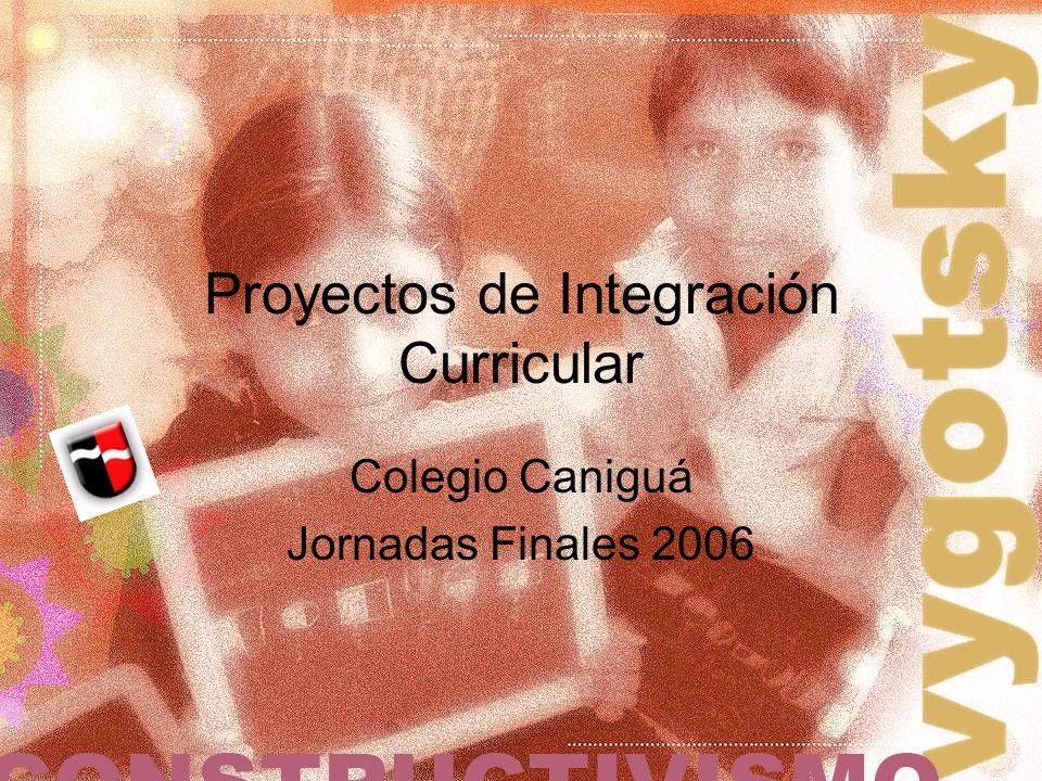 Colegio Caniguá Jornadas Finales 2006