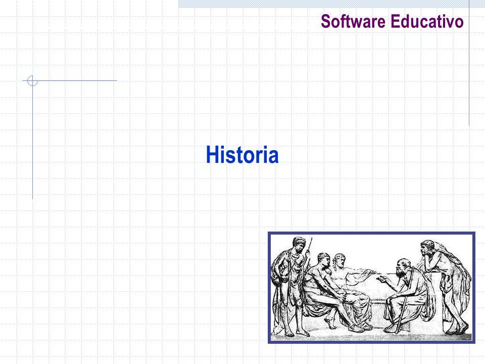 Software Educativo Historia