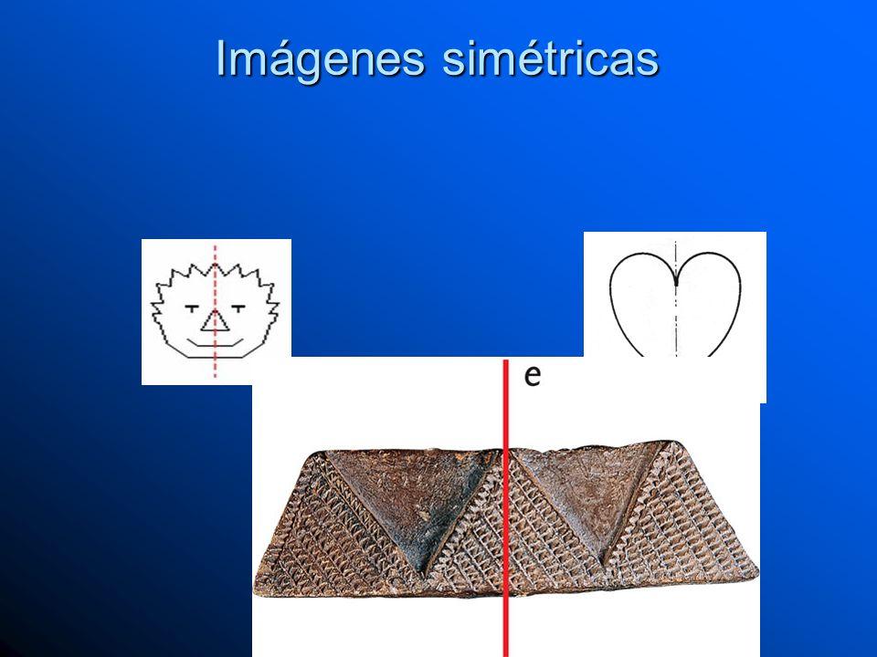 Imágenes simétricas