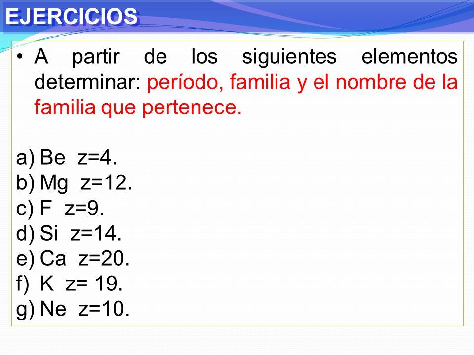 PREGUNTA N°1 En el Sistema Periódico (Tabla Periódica), los elementos se ordenan según: A)El aumento del número de protones.