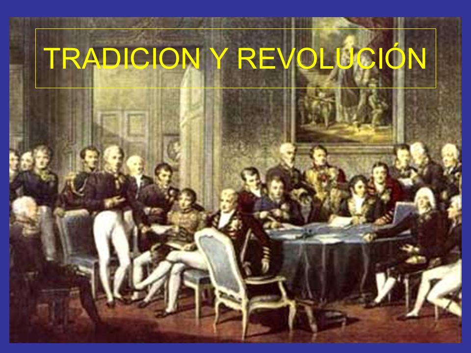 RESPUESTAS A LA REVOLUCION La Revolución francesa trae consigo formas de rechazo ; levantamiento de la Vendée, sublevación de los Chuanes.