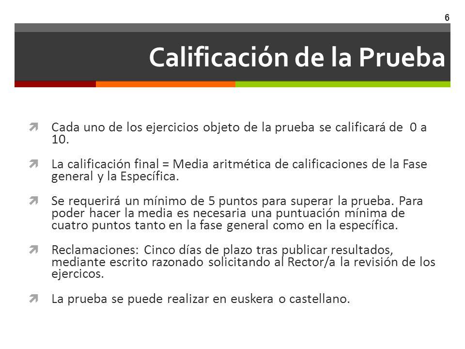 Documentos a presentar (Experiencia Laboral) Solicitud cumplimentada en el impreso establecido o web.