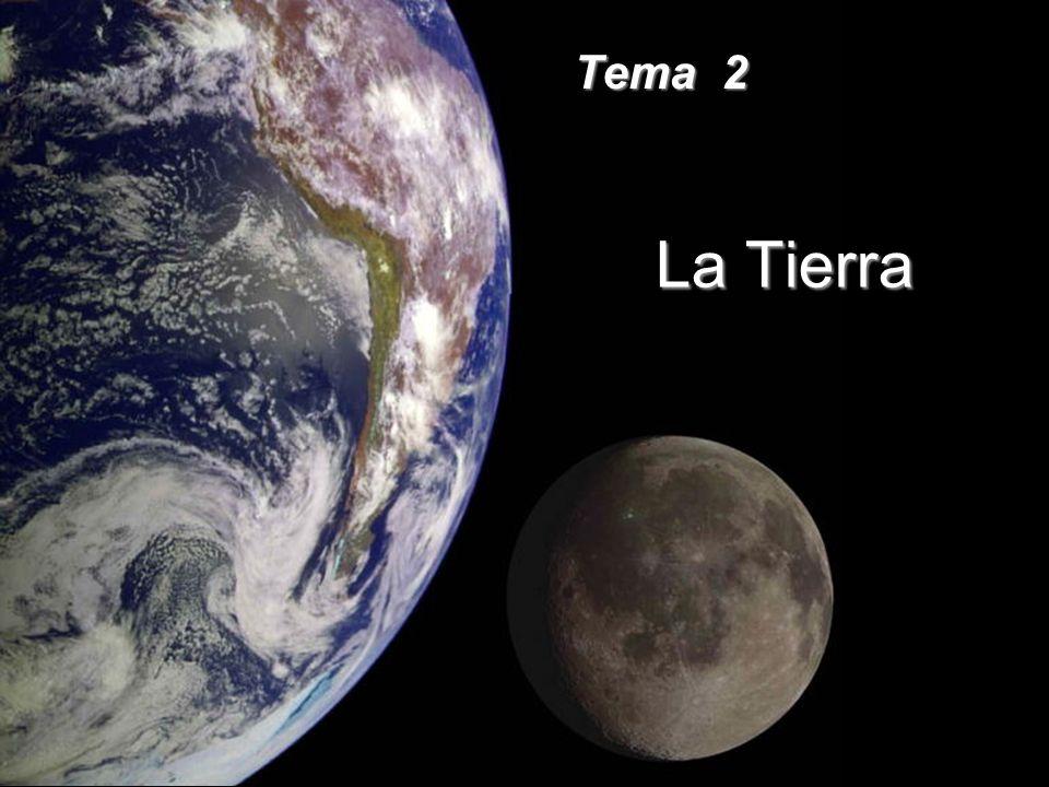 La Tierra Tema 2
