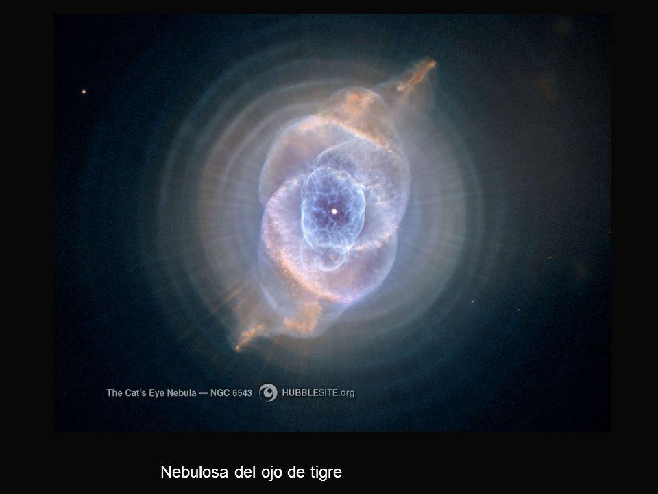 Nebulosa del esquimal