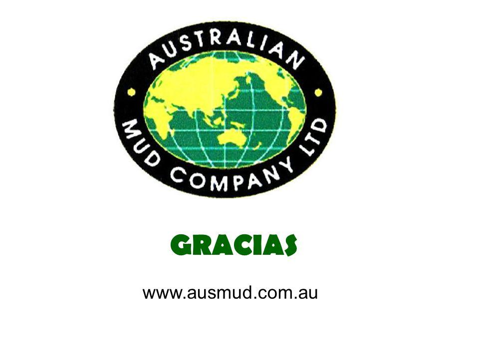 GRACIAS www.ausmud.com.au