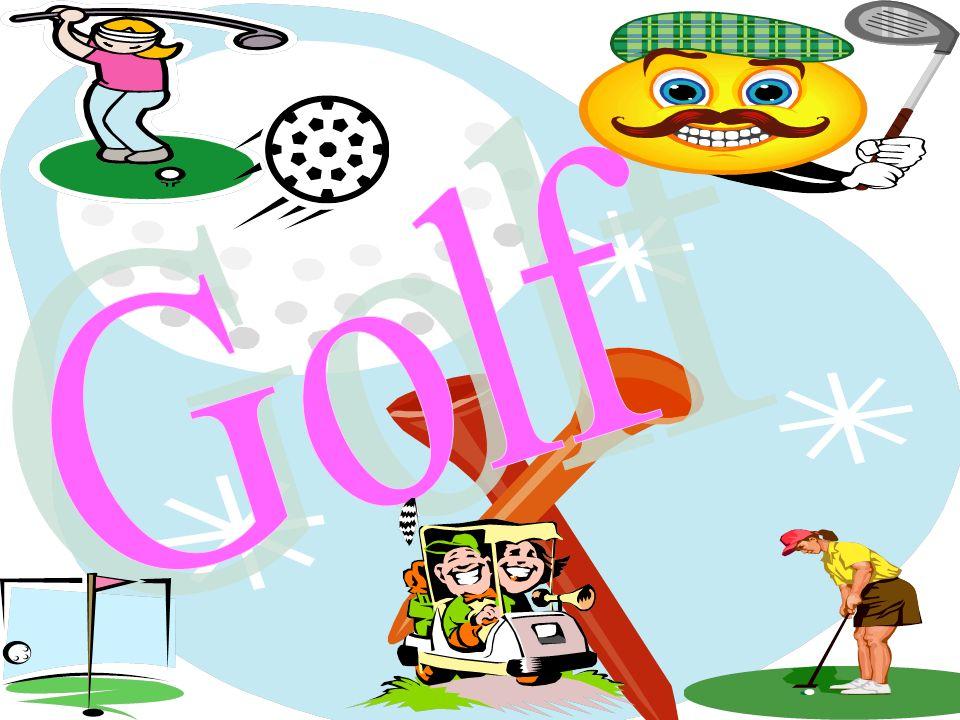 El golf es un deporte cuyo objetivo es introducir una bola en cada uno de los hoyos distribuidos en la cancha en el menor número de golpes, utilizando para cada golpe uno de entre un conjunto de palos o bastones de diferentes tipos.