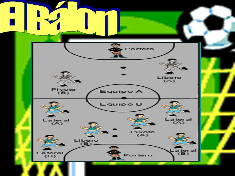Cuando se está en posesión del balón, todos tienen funciones de ofensiva o de ataque.