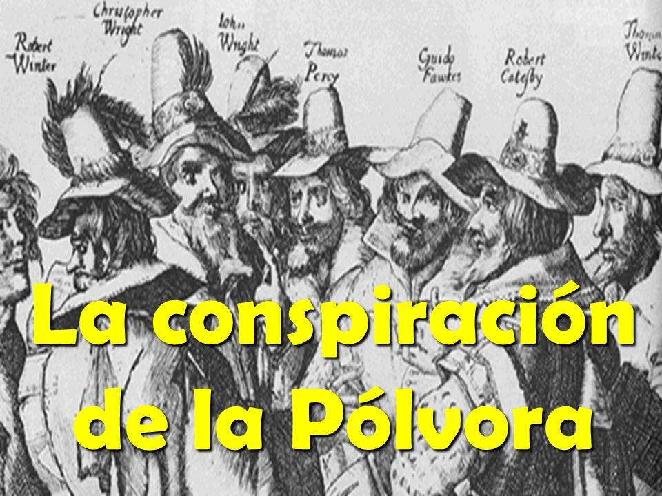 La conspiración de la Pólvora