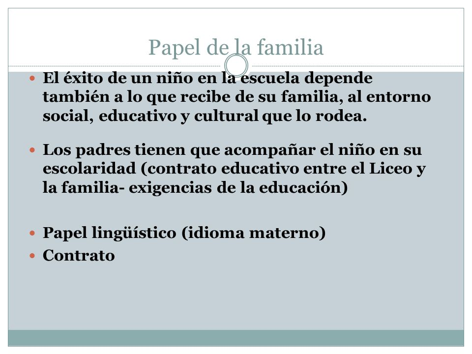 EL PROYECTO DE LA ESCUELA MATERNAL Un proyecto de escuela es la adaptación de los programas nacionales a la situación particular de la escuela.
