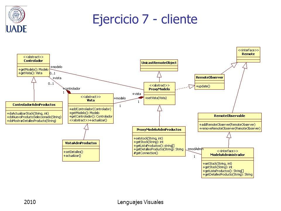 2010Lenguajes Visuales Ejercicio 7 - cliente