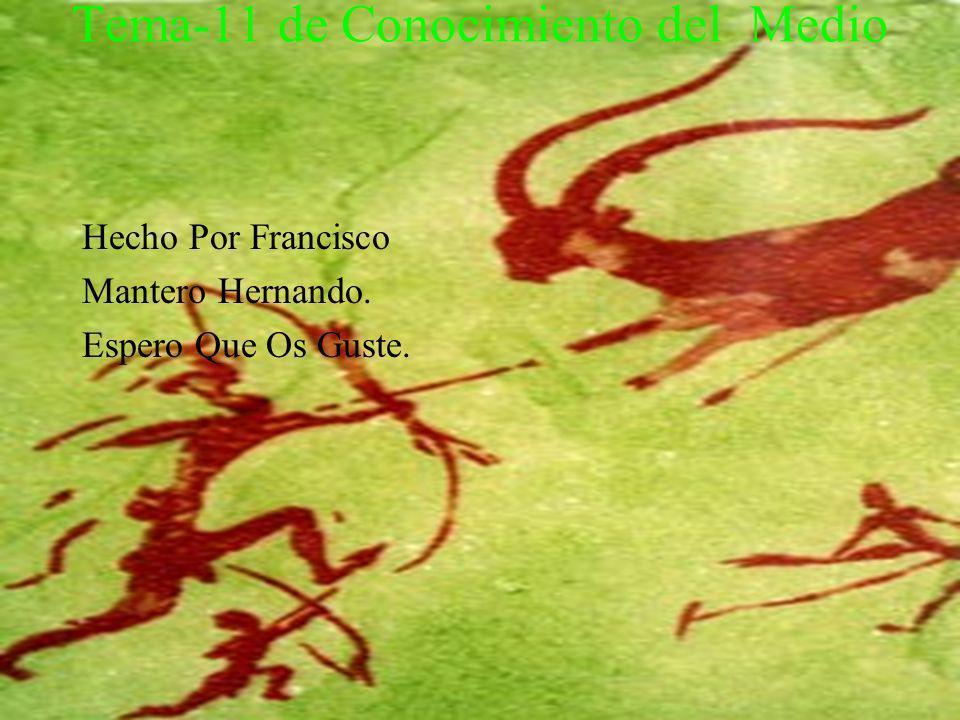 Tema-11 de Conocimiento del Medio Hecho Por Francisco Mantero Hernando. Espero Que Os Guste.