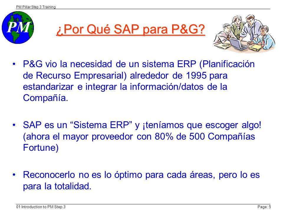 PM PM Pillar Step 3 Training 01 Introduction to PM Step 3Page: 4 Paso 3 Actividades con Relación a las Fases Fase Mantenimiento Autónomo Estabilizar l