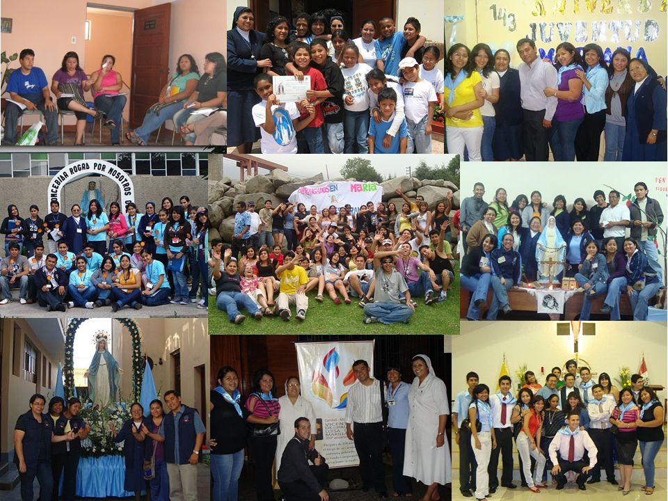 Nuestros asesores nacionales han sido promotores de la creación de nuevos centros locales en diferentes partes del Perú.