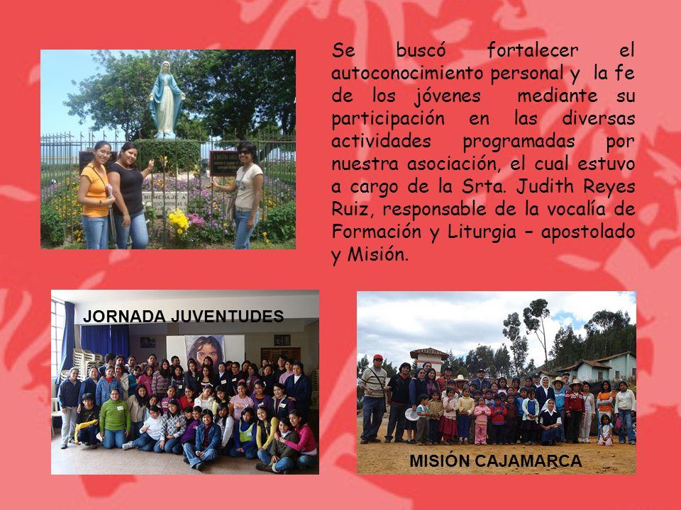 Las jornadas formativas, se realizaron en Lima debido a que cuenta con la mayor de los centros locales.