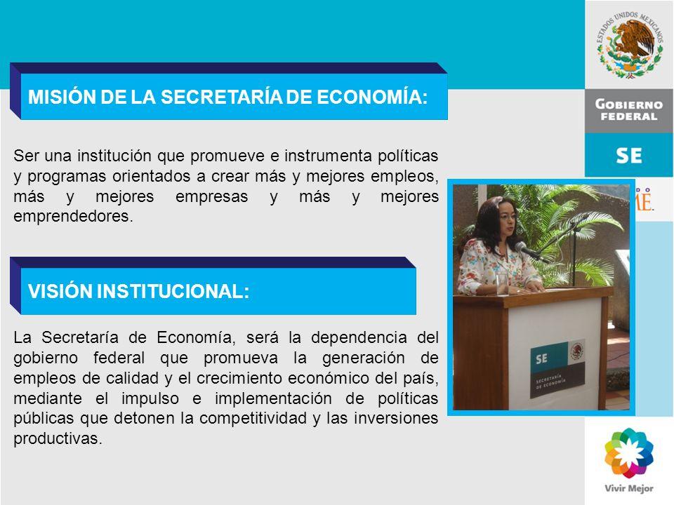 11 de Mayo de 2007Delegación Federal Cuernavaca Ser una institución que promueve e instrumenta políticas y programas orientados a crear más y mejores
