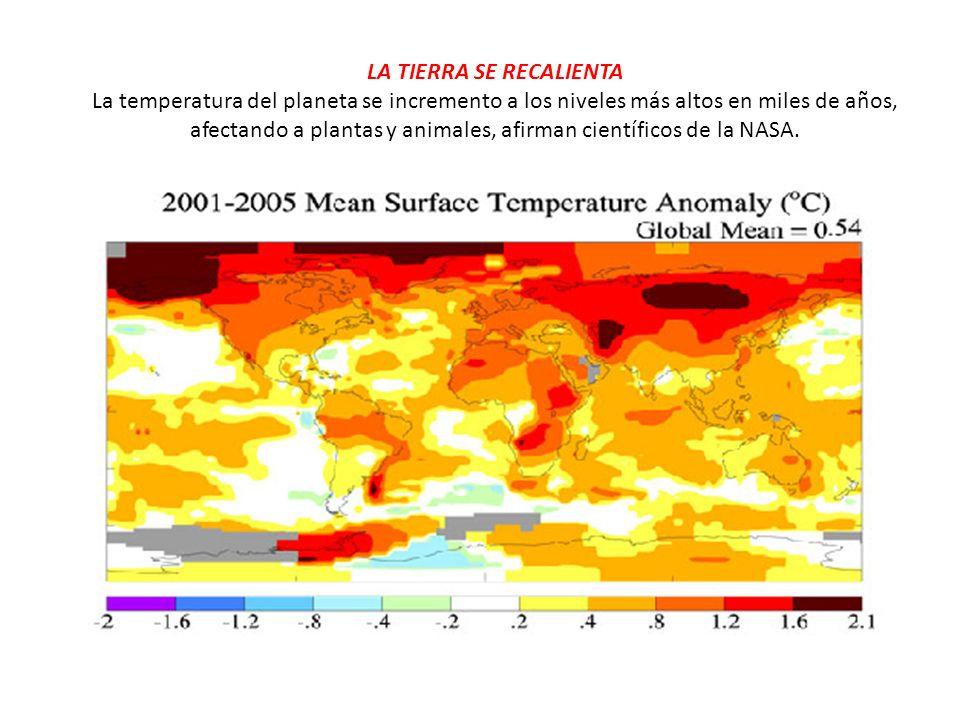 Los estudios más recientes, realizados en la sección de Física Climática y Medioambiental de la Universidad de Berna por Stocker afirman: La última gl